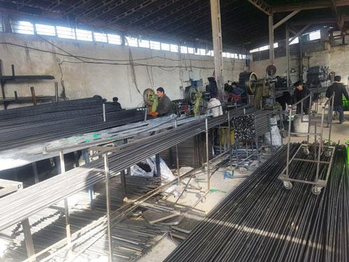 تولید بند رخت فلزی